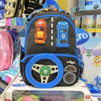 Smiggle Bag Backpack Original Tas Anak TK SD Mobil Original Asli