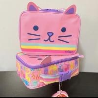 Smiggle Lunch Bag Box Tempat Bekal Makan Anak Unicorn Dino Original