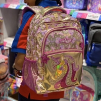 Smiggle Bag Backpack Tas Ransel Anak SD SMP Unicorn Bola Original Asli