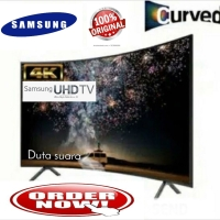 TV LED SAMSUNG 55 Inch 55RU7300 Digital Smart TV Ultra HD 4K CURVED