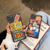 Graphics Case iPhone 7+/8+/X/XS/XS MAX/XR/11/11 PRO/11 PRO MAX