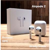 Apple Airpods Gen 2 OEM 1:1 GPS Rename Wireless Charging
