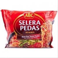 Mie Abc Selera Pedas Rebus Rasa Sop Tomat Pedas