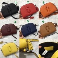 MJ Shutter Small Leather Camera Bag in 7 Colors