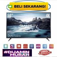 TCL LED TV 50 inch 50E3 Smart TV UHD 4K Netflix,Youtube Dolby Sound