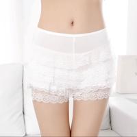 PANACHE Layer Lace Zumba Elastic Short Pant Celana Pendek