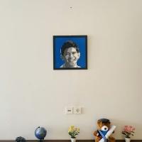 Iko Uwais Brick Photo