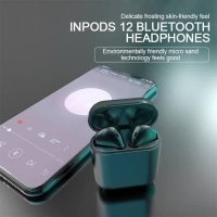 Inpods Airpods Macaron Original i12 Headset Bluetooth Earphone TWS