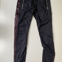Preloved MNML Pinstripe Track Pants Size M