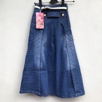 Rok Jeans Anak Perempuan Ukuran 16-26