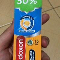 Redoxon Vitamin C 1000 mg Vitamin D dengan zinc 15 tablet