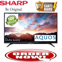 TV LED SHARP 50 Inch 2T-C50AD1i Full HD DVB-T2 Digital TV Garansi 5TH