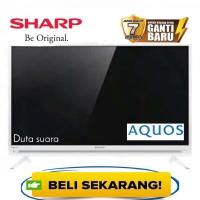 TV LED SHARP 32 Inch 32SA4101i USB Movie Garansi Resmi 5 Tahun Putih