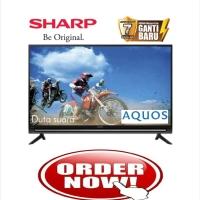 TV LED SHARP 32 Inch 32SA4102i USB Movie Garansi Resmi sharp 5 Tahun
