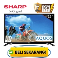 TV LED SHARP 32 Inch 32LE180i Garansi Resmi SHARP