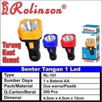 Senter mini LED RL 191 / 190 Flash Light