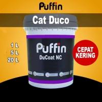Cat NC Duco Puffin NC Ducoat 1L Cat duco mobil, kayu, besi, plastik