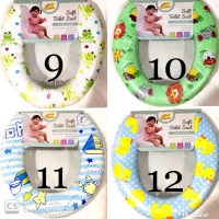 BABY FLOW SOFT POTTY TOILET SEAT RING CLOSET