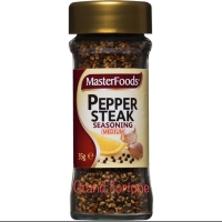 Masterfoods Pepper Steak 35g Merica Stik Beef Sapi Premium Seasoning