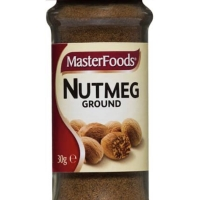 Masterfoods Nutmeg Ground 30g Pala Bubuk Seasoning Premium Masterfood