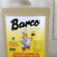 Minyak Goreng Barco 5 Liter