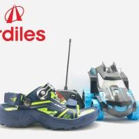 Sandal gunung Ardiles Amuntai Navy berhadiah Mobilan Rc Zigger Car