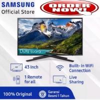 TV LED SAMSUNG 43 Inch 43N5500 Super Smart TV Digital Full HD