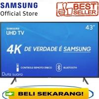 TV LED SAMSUNG 43 Inch 43RU7100 Smart TV UHD 4K Garansi Resmi
