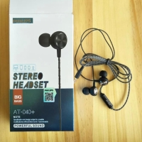 Philips AT-040+ Headset / Earphone for Ios & Android Big Bass Stereo