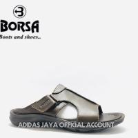 Sandal Borsa K 65301 Warna Nuss Di jamin bahan kulit Asli