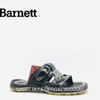 Sandal Barnett Dakar Top king 02 Hitam original product