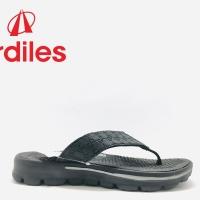 Sandal ardiles Jepit TAHISAN HITAM Hitam Original product