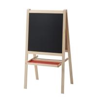 MALA EASEL SOFTWOOD IKEA Papan Tulis white/black board untuk anak