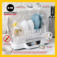 Sterilizer Dish Dryer / Mesin Sterilisasi Pengering Piring Idealife