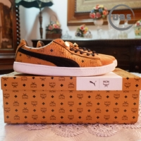 Sneakers Puma sued clasic x MCM