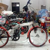 Sepeda Lipat Anak dan Dewasa Morison 20