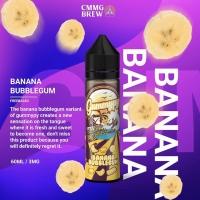 Gummypy Banana Bubblegum 60ml CMW