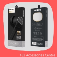 Philips Headset / Earphone 3D Stereo Universal for Android & Ios