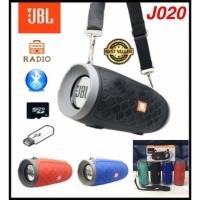 Speaker Bluetooth JBL J020 J-020 XTRERE Wireless Portable Speaker Bisa