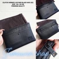 Clutch Herm** Premium Quality handbag pria & wanita import tas tangan
