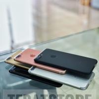 IPHONE 7 PLUS 128GB EX IBOX/INDO - silver