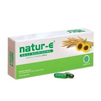 NATUR-E DAILY NOURISHING Natural Vitamin E 100 IU (16 kapsul)