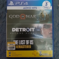 KASET PS 4 GOD OF WAR SECOND REG 3
