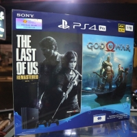 PS4 PRO 1tb New Grezz Sony Bundle the last of us god of war