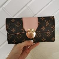 Dompet Lv free box premium quality dompet wanita import pouch cwek