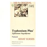 Typhonium Plus ~ Obat Herbal Kanker Dan Tumor