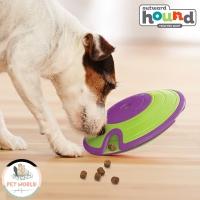 Outward Hound Treat Maze - Dog Dispenser Toy Mainan Anjing Hewan