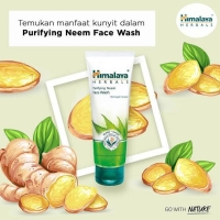HIMALAYA HERBALS Purifying Neem Face Wash 50ml