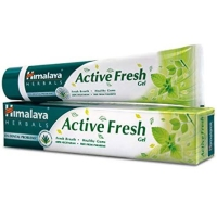 HIMALAYA HERBALS Active Fresh Toothpaste 175gr