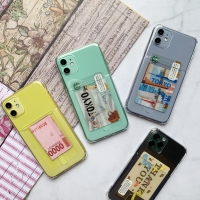 CARD SLOT CASE FOR IPHONE X/S, IPHONE XR, IPHONE XS MAX